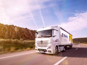 Camion location longue durée