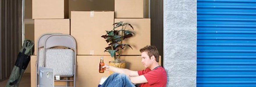 7 conseils pour optimiser l'espace dans un box de stockage