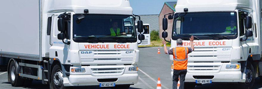 Suivre une formation en transport et logistique pour devenir conducteur routier